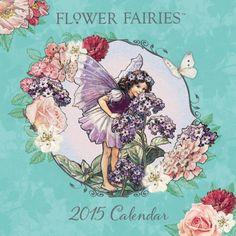 Flower Fairies Calendar 2015 by Portico Designs