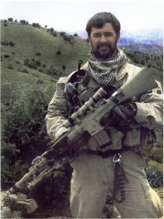 A great brother and friend. Navy SEAL Jeff Lucas of Operation Red Wings. A warrior's spirit never dies.