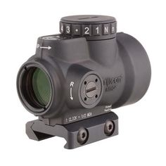 MRO 2.0 MOA Adjustable Red Dot Sight - 1x25mm with Low Mount