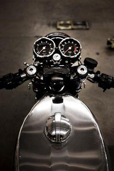 BMW 1971 Skyline GT-R Staghead Moto Ducati Cafe Racer 1950 Nimbus Bobber - Pipeburn - Purveyors of Classic Motorcycles, Cafe Race. Moto Ducati, Moto Scrambler, Ducati Motorbike, Vintage Motorcycles, Custom Motorcycles, Custom Bikes, Cafe Bike, Cafe Racer Bikes, Cafe Racers