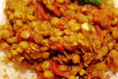 Delicious Pakistani Dhal | VegWeb.com, The World's Largest Collection of Vegetarian Recipes