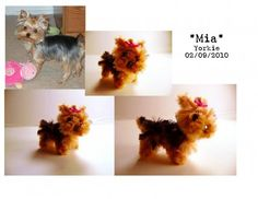 Pipecleaner Yorkie