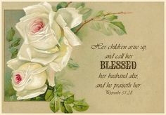 sister love postcard | Little Birdie Blessings: Scripture Thursday ~ Unconditional Love