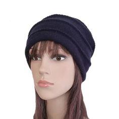Winter Felted Wool Beanie for Women - Women s Felt Hat for Lady   FeltHatsForWomen Felt Hat bb16802c9c