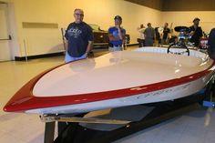 Fast Boats, Speed Boats, Sanger Boats, Flat Bottom Boats, Boat Design, Skiing, Woody, Jets, Motor