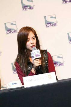 Song Ji Hyo (cast of TVshow 'Running man')