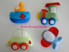 Meios de Transporte    These are so adorable !