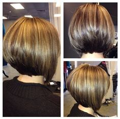 Best short haircuts for 2015 – blunt cuts that thicken fine hair Blunt cutting is taking over from the ubiquitous tapered tips, at least for women with fine to medium textured hair! The choppy, layered bob has moved up the pecking order to be one of the must-have best short haircuts! For 2015 bobs, the …