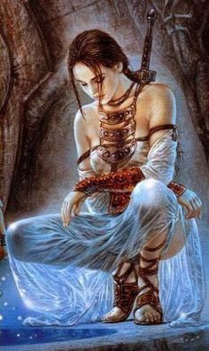 This is the most important part of who I am - A spiritual warrior on her knees before the Lord God.....prepare me for battle my Lord!! I am your daughter, Lady Glorious.