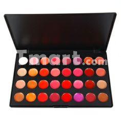 32 Lip Gloss Palette,$10.54