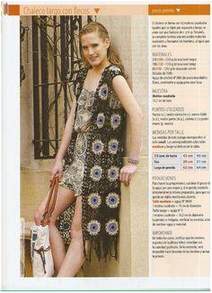 Tejido Practico Crochet №3 2014 - 轻描淡写 - 轻描淡写