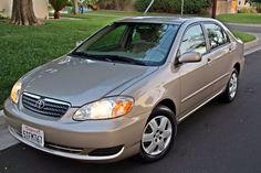 2006 Toyota Corolla, 53,402 miles, $9,490.