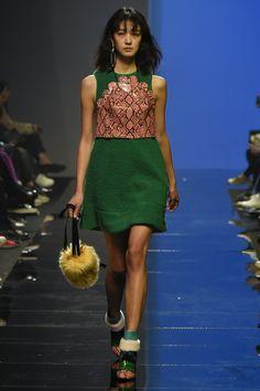 Fleamadonna Seoul Fall 2016 Fashion Show