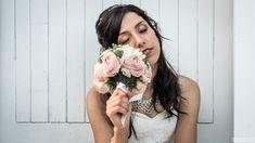 Amélie wedding portrait