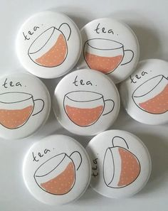 29 Perfect Gifts For Tea Lovers Tea Cafe, Beauty Salon Design, Tea For One, Tea Gifts, Pin And Patches, Wabi Sabi, Gift For Lover, Painted Rocks, Tea Party