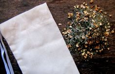 Simple Homemade Gifts: Energizing Bath Tea | Frugal Granola