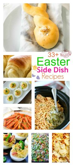 Over 33 Easy Easter Side Dish Recipes that will remind you of those traditional . Over 33 Easy Easter Side Dish Recipes that will remind you of those traditional . Cold Side Dishes, Easter Side Dishes, Paula Deen, Easter Dinner Recipes, Holiday Recipes, Spring Recipes, Family Recipes, Ham Dinner, Side Dish Recipes
