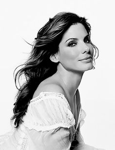 Sandra Bullock is such a wonderful role model