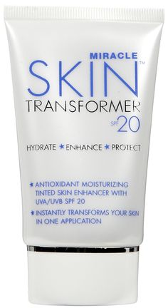 Miracle Skin Transformer, I think I might have to try this, in less than 2 years I'll be 40....hard to believe!!!!