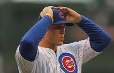 anthony rizzo. Such a fine looking gentleman.