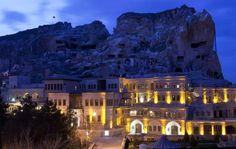 Fresco Cave Suites/Cappadocia