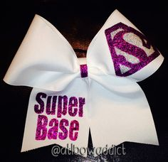 Cheer Bow  Super Base by AtlBowAddict on Etsy, $11.00 & I NEED THIS TOO