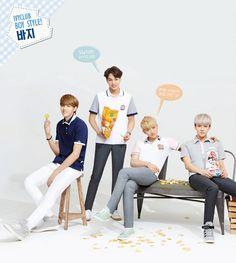 Twitter / SMTownFamily: {PROMO} 140427 EXO's Ivy Club Catalougue: Kris, Kai, Tao, Sehun