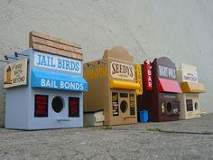 Bird Houses With A Sense Of Humor: For The Birds ... #pets #birds... PetsLady.com