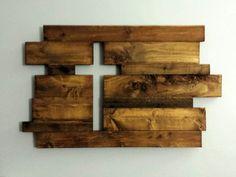 Rustic Wooden Cross - Covered Bridges Woodworking, LLC