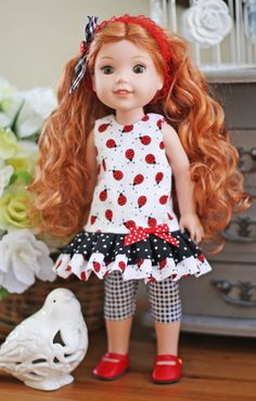 Wellie Wisher Spring Outfit by AbigailEliseclothing on Etsy