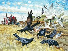 Following the Plough by Michael Coulter