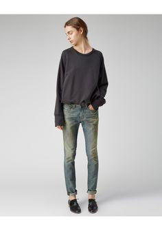 6397 Loose Skinny Jean | La Garçonne