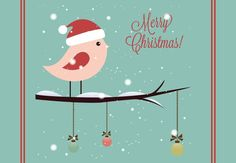 "Christmas Birds Welcome Door Mat 18""x26"" -- Awesome products selected by Anna Churchill"
