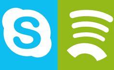 Skype y Spotify para iPad y iPhone se Actualizan con Interesantes Novedades