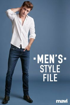 Looking for a no-nonsense slim fit jean? Look no further than The Jake from Mavi. The Jake comes in a variety of different washes and materials, creating an aesthetic for everyone. Go to Mavi.com and begin browsing the different options and you may very well find your next go-to pair of pants.