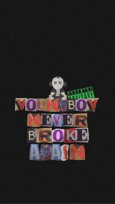never broke again🦠