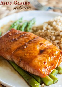 This is a sauce I used for Salmon. Which was delicious. But I also added a 1/2 cup of peanut butter and used it for Sesame Noodles - it ROCKED!