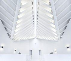 Nanjing Wanjing Garden Chapel | AZL Architects | China | Architectural Detail | Roof Detail | Wood