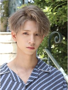 """Receive great recommendations on """"mens hairstyles They are actually on call for you on our web site. Japanese Men Hairstyle, Asian Men Hairstyle, Asian Hair, Ftm Haircuts, Tomboy Hairstyles, Cool Hairstyles, Hairstyles 2018, Hair And Beard Styles, Short Hair Styles"""
