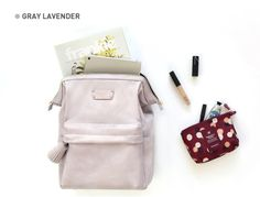 Cratte Mini Frame Backpack Fall Winter Outfits, Autumn Winter Fashion, What In My Bag, Small Backpack, Designer Backpacks, Travel Accessories, Things To Buy, Casual Chic, Fashion Backpack