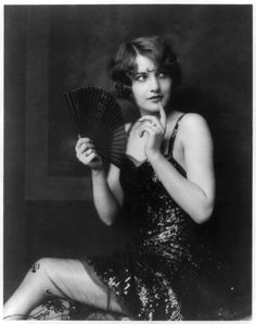 1920 I like to think I would have been a flapper.