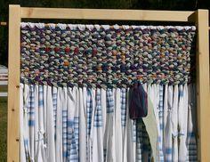 how to warp a loom, salish loom