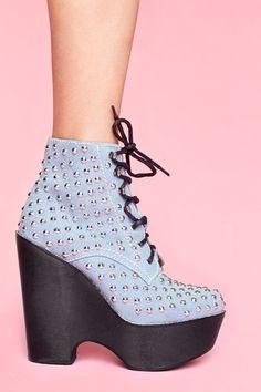 jeffrey campbell studded tardy boot @ nasty gal