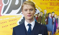 Actor Freddie Fox says he doesn't define his sexuality