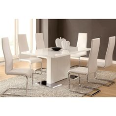 Dover Contemporary 5-piece Dining Set - purchased via Craigslist