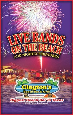 Join us for live music and fireworks every Friday and Saturday night from April 1 – October 1!   See flyer here!