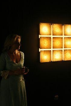 "Bernardaud Foundation Exhibition ""Watts up"" Watts Up, Light Bulb, Nostalgia, Foundation, Porcelain, Lighting, Home Decor, Room Decor, Porcelain Ceramics"