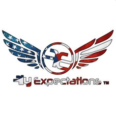Logo revamped for Fly Expectations