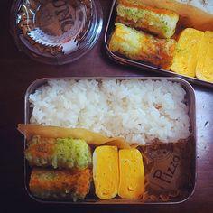 朝楽チンお弁当の詰め方☝︎|LIMIA (リミア) Bento Box, Dishes, Ethnic Recipes, Food, Beautiful, Plate, Lunch Box, Utensils, Hoods