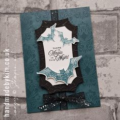 Halloween Magic, Halloween 2020, Halloween Cards, Halloween Themes, The Hallow, Wink Of Stella, Thanksgiving Cards, I Card, Stampin Up